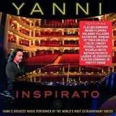 Yanni - Inspirato  (2014)