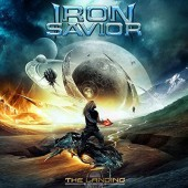 Iron Savior - Landing (Limited Orange Vinyl, Edice 2017) – 180 gr. Vinyl