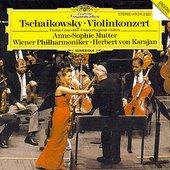 Tchaikovsky, Peter Ilyich - TCHAIKOVSKY Violinkonzert Mutter Karajan