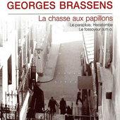 Georges Brassens - La Chasse Aux Papillons (Edice 2003)