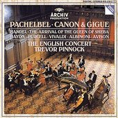 The English Concert - THE ENGLISH CONCERT Pachelbel / Canon & Gigue