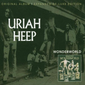 Uriah Heep - Wonderworld (Expanded Edition)