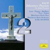 Bach, Johann Sebastian - BACH Johannes-Passion Richter