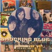 Shocking Blue - Single Collection (A's & B's), Part 2 /2019 - 180 gr. Vinyl