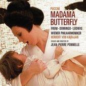 Puccini, Giacomo - PUCCINI Butterfly / Freni, Domingo, Karajan