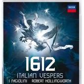 I Fagiolini  Robert Hollingworth - 1612 - Italian Vespers / I Fagiolini, Hollingworth