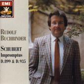 Franz Schubert / Rudol Buchbinder - Impromptus D 899 & D 935 (Edice 1990)