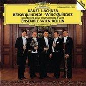 Danzi / Lachner - Bläserquintette (Ensemble Wien-Berlin)