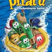 Film/Animovaný - Dobrodružství pirátů v zeleninové zemi