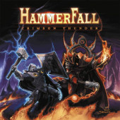HammerFall - Crimson Thunder (Edice 2019) - Vinyl