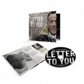 Bruce Springsteen & The E Street Band - Letter To You (Digipack, 2020)