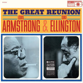 Louis Armstrong & Duke Ellington - Great Reunion (Reedice 2016) - Vinyl