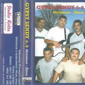 Gypsy Sendy č. 9 - Michalovce - Žbince (Kazeta, 1999)