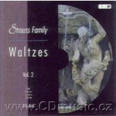Strauss Family - Waltzes, Vol. 2 / Valčíky, Vol. 2 (2010)