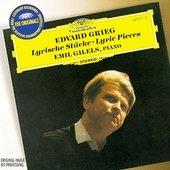 Grieg, Edvard - GRIEG Lyric Pieces / Gilels
