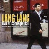 Lang Lang - LANG LANG Live at Carnegie Hall DVD-V