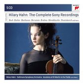 Hilary Hahn - Complete Sony Recordings (2015)