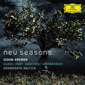 Gidon Kremer / Kremerata Baltica - New Seasons (2015)