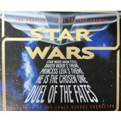 Soundtrack / Space Heroes Orchestra - Star Wars (3CD BOX, 2001)