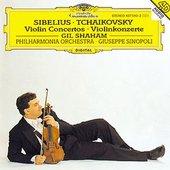 Shaham, Gil - SHAHAM / SIBELIUS, TCHAIKOVSKY Violin Concertos