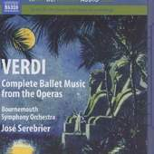 Giuseppe Verdi - Complete Ballet Music From The Operas (Blu-ray Audio, 2012)