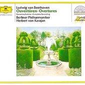 Beethoven, Ludwig van - BEETHOVEN Ouvertüren Karajan