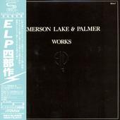 Emerson, Lake & Palmer - Works Volume 1 (Japan, SHM-CD 2010)