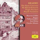 Brahms, Johannes - BRAHMS Klavierkonzerte Nos.1 + 2 Pollini