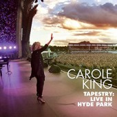 Carole King - Tapestry: Live In Hyde Park (CD+DVD, 2017)