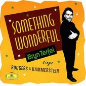 Bryn Terfel, Paul Daniel, English Northern Philharmonia - Something Wonderful - Bryn Terfel Sings Rodgers & Hammerstein (1996)