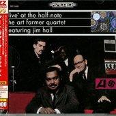 Jim Art Farmer Quartet Feat.Hall - Live at the Half-Note