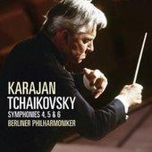 Tchaikovsky, Peter Ilyich - TCHAIKOVSKY Symphonien 4-6 Karajan DVD-V
