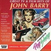 John Barry / Soundtrack - Great TV And Film Hits (1991)