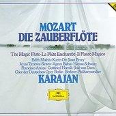 Mozart, Wolfgang Amadeus - MOZART Die Zauberflöte Karajan