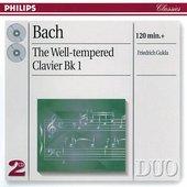 Bach, Johann Sebastian - J.S. Bach The Well-tempered Clavier I/ Friedrich G
