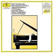 Karajan, Herbert von - TCHAIKOVSKY Piano Concerto + RACHMANINOV / Richter