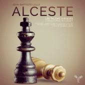 Jean-Baptiste Lully - Alceste /2CD (2018)