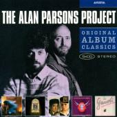 Alan Parsons Project - Original Album Classics (5CD BOX, 2010)