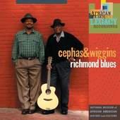 Cephas & Wiggins - The Richmond Blues (Legacy Series Vol.3)