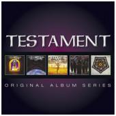 Testament - Original Album Series (Edice 2013)