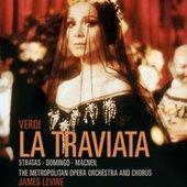 Verdi, Giuseppe - VERDI Traviata Stratas Levine DVD-VIDEO