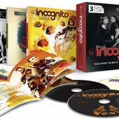 Incognito - Tales From The Beach/Surreal/Amplified Soul