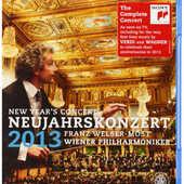 Vídenští Filharmonici - Novoroční Koncert 2013 (Blu-ray Disc)