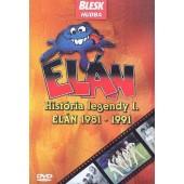 Elán - História Legendy I. Elán 1981 - 1991 (DVD, 2003)