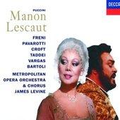 Puccini, Giacomo - Puccini Manon Lescaut Freni/Pavarotti/Croft/Bartol