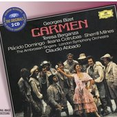 Bizet, Georges - BIZET Carmen / Berganza, Abbado