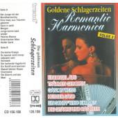 Various Artists - Goldene Schlagerzeiten - Romantic Harmonica, Folge 2 (Kazeta, 1999)