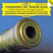 Gothenburg Symphony Orchestra - TCHAIKOVSKY »1812«, Marche slave / Järvi