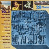 Various Artists - Milestones Of Pop & Rock Of The 60s, 70s And 80s Vol. 2 (1995)