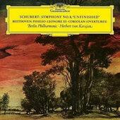 Franz Schubert, Ludwig Van Beethoven - Symfonie Nedokončená / Předehry (Edice 2019) - Vinyl